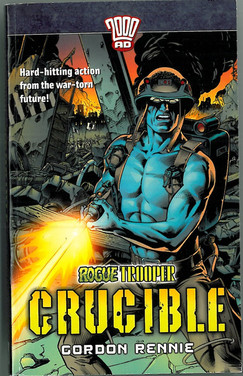Black Flame : Rogue Trooper Crucible