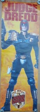 Judge Dredd 1995 Movie Retail Poster