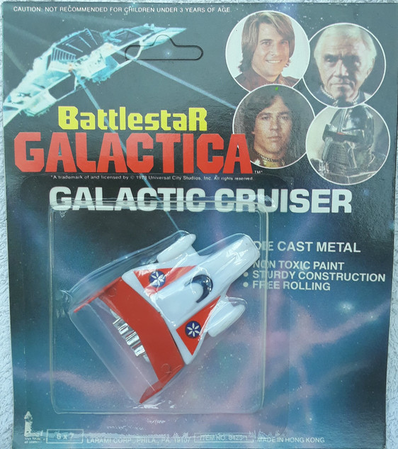 Galactic Crusier Red