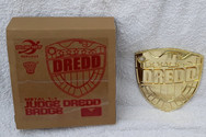 Planet Replicas: Judge Dredd Badge 1