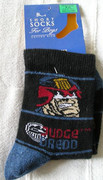 Judge Dredd Socks