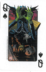 Playing Cards SFX: Queen of Spades