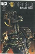 Judge Dredd Classics Dark Judges 5 Cover A