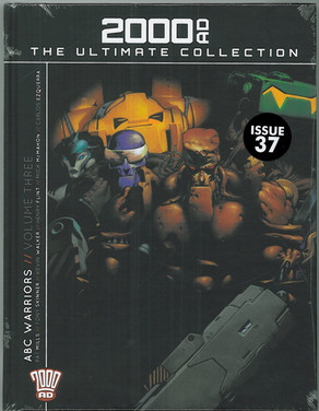 2000ad The Ultimate Collection: ABC Warriors Volume Three