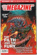Judge Dredd Megazine Vol 4 Number 9