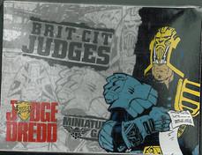 Mongoose: Boxset Brit-Cit Judges