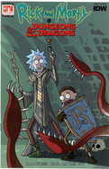 Rick and Morty: Dungeons and Dragons 1t