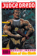 Judge Dredd Megazine Vol 2 Number 5