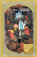 Rick and Morty: Dungeons and Dragons TPB 1d