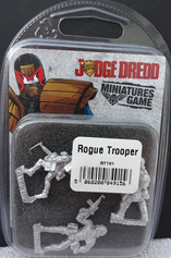 Mongoose-Warlord Blister: Rogue Trooper