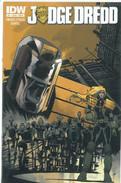 Judge Dredd 11 Cover A