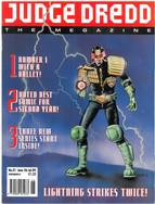 Judge Dredd Megazine Vol 2 Number 31
