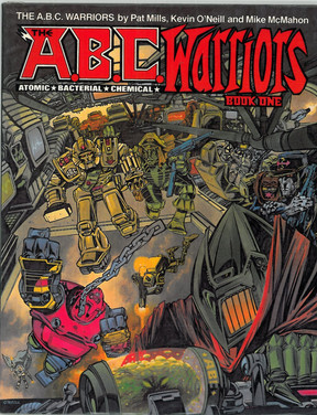 The ABC Warriors Book One