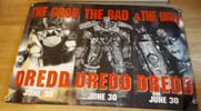 Judge Dredd 1995 Movie Poster US Good, Bad and Ugly