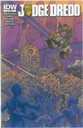 Judge Dredd 5 Cover RI