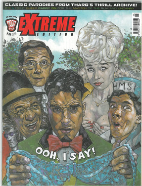2000ad Extreme Edition 5