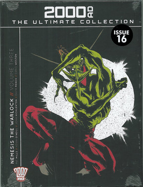 2000ad The Ultimate Collection: Nemesis the Warlock Volume Three
