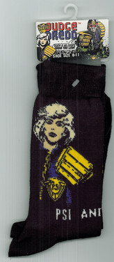 Judge Anderson Socks