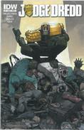 Judge Dredd 7 Cover A