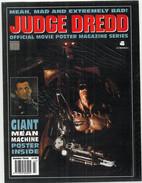 Judge Dredd Movie Poster Prog 3