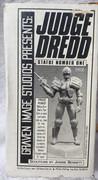 Judge Dredd Statue