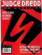 Judge Dredd Megazine Vol 2 Number 18