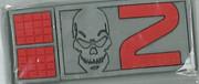 Rogue Trooper Gunner Biochip USB Drive Red Variant