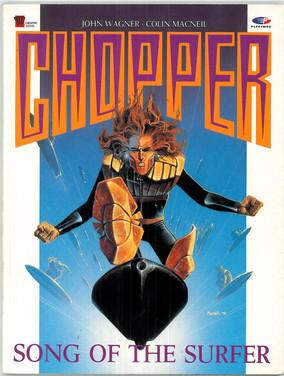 Chopper: Song of a Surfer