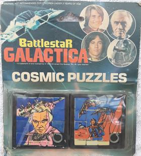 Cosmic Puzzles 1