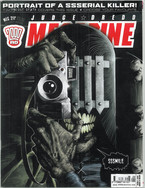 Judge Dredd Megazine Vol 5 Number 211 Cover 1 of 2