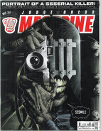 Judge Dredd Megazine Vol 5 Number 211 Cover 1 of 2
