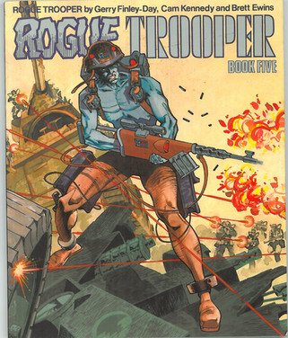 Rogue Trooper: Book 5