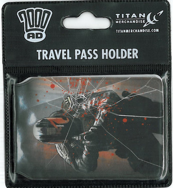 Travel Pass - Judge Dredd Underbelly