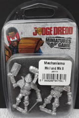 Mongoose-Warlord Blister: Mekanismo Mk1 and Mk2