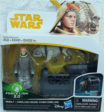 Twin Pack Rebold & Corellian Hound