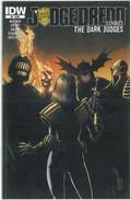 Judge Dredd Classics Dark Judges 4 Cover A