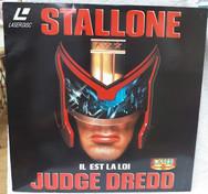Judge Dredd 1995 Laserdisc Italian