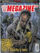 Judge Dredd Megazine Vol 5 Number 208