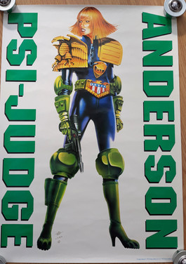 Judge Anderson Poster