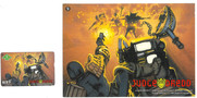 P&J Promotions Judge Dredd Series 1 number 9