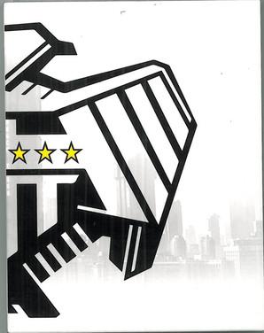 Dredd 2012 Film Arena Steelbook Ltd 1000