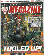 Judge Dredd Megazine Vol 5 Number 235