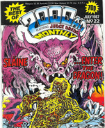 Best of 2000ad Monthly 22