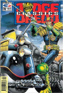 Judge Dredd Classics 70