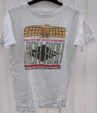 Mega-City One Justice Department High Risk Citizen T-Shirt