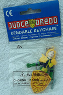 Judge Anderson Keychain