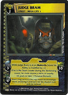 Dredd CCG: Judges - Judge Bram