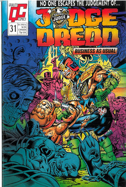 Judge Dredd 31