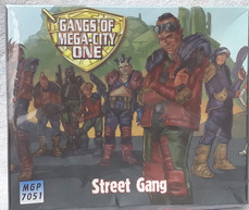 Mongoose: Gangs of MC1 Boxset Street Gang
