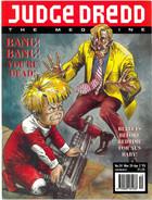 Judge Dredd Megazine Vol 2 Number 24